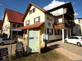 Hotel Krone, Nellingen (Temmenhausen yakınında)