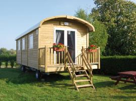 camping de la mottelette, Forest-Montiers (рядом с городом Arry)