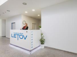 Hotel & Hostel Letov, Prag (Letňany yakınında)