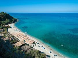 Stromboli Beach Tropea