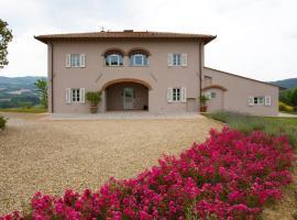 Casa del Pastore, Reggello