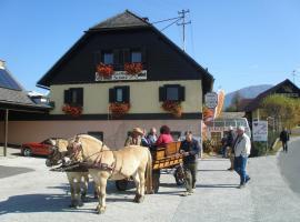 Radgasthof Schütz - Restaurant Camping Wellness, Ferlach