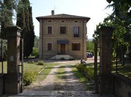 villa Dante, Petrignano (Torchiagina yakınında)