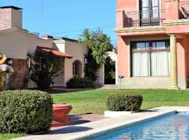 Hotel Draghi, San Antonio de Areco (Villa Lía yakınında)