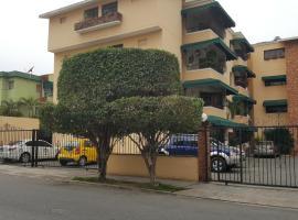 Apartamento DN, Santo Domingo (Los Prados yakınında)