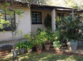 Lechwe Cottage, Shimwansa