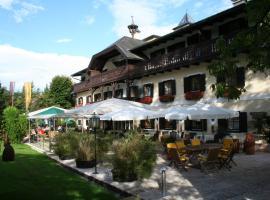 Hotel Stroblerhof, Strobl