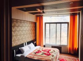 The Sleeping Beauty Hotel