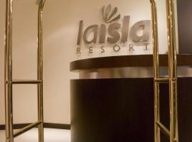 拉伊斯拉度假酒店, 龐特卡格納諾