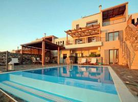 Elounda Three Bedroom Villa
