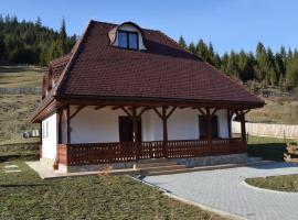 Casa Liliana, Frumosu (Lângă Vatra Moldoviţei)