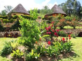 Nyore Hillside Retreat