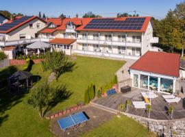 Hotel Am Sonnenhang, Oy-Mittelberg (Görisried yakınında)