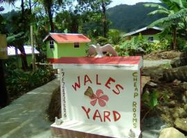 Wale's Yard, Trafalgar