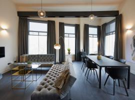 """""""DE BANK"""" - Hotel Apartments"""