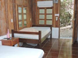 Hotel Isla de Chira, Morote (Jicaral yakınında)