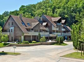Hôtel Les Rives, Гебвиллер (рядом с городом Lautenbachzell)