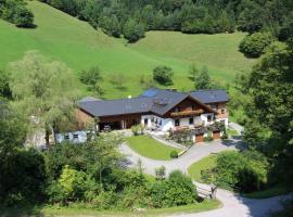 Urlaub mitten im Wald - Lueg, Scheibbs (Reinsberg yakınında)