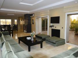 Appartement Belle Vue, Aïn el Aouda