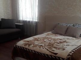 Apartment on Mitskevicha, Navahrudak (Okhonovo yakınında)