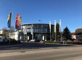 Berger Zentrum, Berg