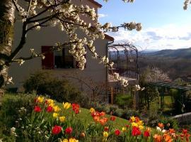 Le Balcon, Dallet (рядом с городом Cournon-d'Auvergne)