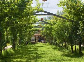 Hostería - Bodega Valle Divino, Uriondo