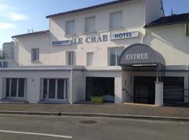 Hôtel Le Crab, Ангулем
