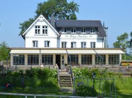 Burger Fährhaus, Burg (Sankt Margarethen yakınında)