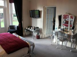 Dower House Hotel, Лайм-Реджис (рядом с городом Rousdon)