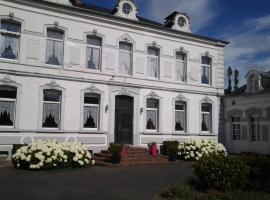 Le Clos, Hucqueliers (рядом с городом Maninghem)