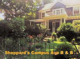 Sheppard's Campus B&B, Kingston