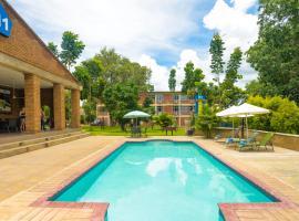N1 Hotel & Campsite Victoria Falls, Victoria Falls