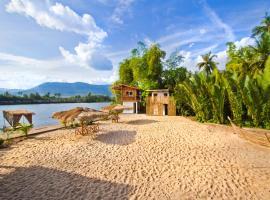 Sabay Beach, Кампот