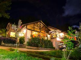 Lodge Estación Primavera, Tilatá (Machetá yakınında)