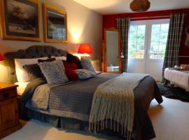 Gloweth Bed and Breakfast Cornwall, Veryan