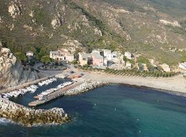 Hotel Marinella, Barrettali (рядом с городом Conchiglio)