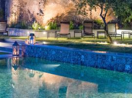 Romantic Hotel & Restaurant Villa Cheta Elite, Maratea