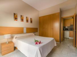 Apartamentos Turísticos Covadonga, Bormujos