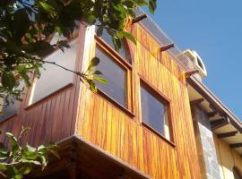 El Balconcito Hostel, La Paz (Mecapaca yakınında)
