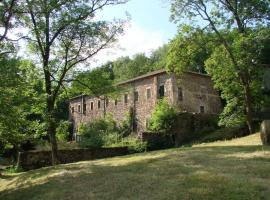 The lodges of Monepiat, Vernoux-en-Vivarais (рядом с городом Saint Maurice en Chalencon)