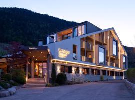 Hotel Restaurant Kirchsteiger, Vollan (San Pancrazio d'Ultimo yakınında)