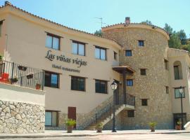 Hotel Restaurante Viñas Viejas, Fuentes de Ayódar (Argelita yakınında)