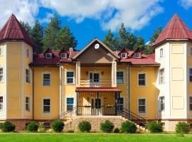 Health Resort and Eco-Hotel Vselug, Peno
