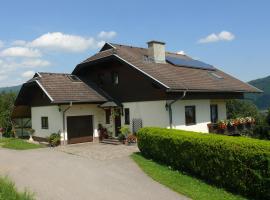 Ferienwohnung Eichler, Feldkirchen in Kärnten (Kerschdorf yakınında)