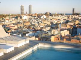 Yurbban Trafalgar Hotel, Barcelona
