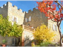 Le Castell du Vila, Reynès (рядом с городом Taillet)