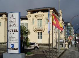 Hotel Villa De Betanzos, Бетансос (рядом с городом vi)