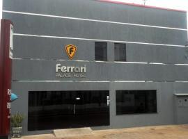Ferrari Palace Hotel