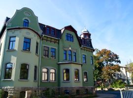 Ferienwohnung mit Schlossblick